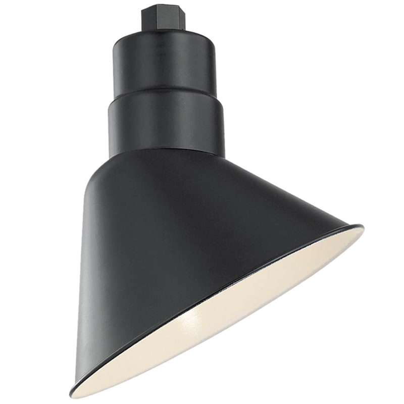 "Millennium Lighting RAS10 R Series 10"" Wide Outdoor Angle Shade Satin"