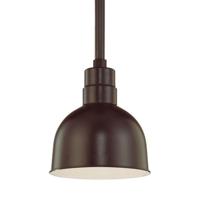 """Millennium Lighting RDBS10 R Series 1 Light 10"""" Wide Outdoor Bowl"""