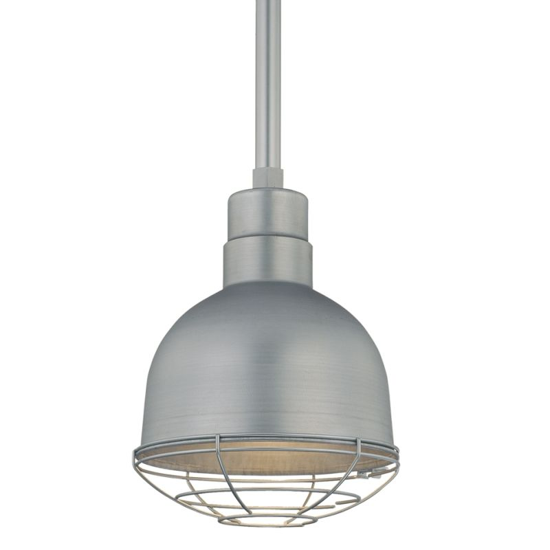 Millennium Lighting RDBS10-RSCK-RS1 R Series 1 Light Outdoor Pendant