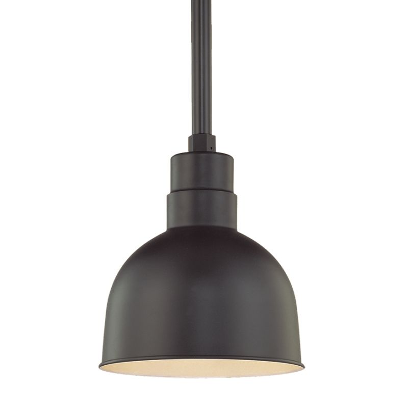 Millennium Lighting RDBS10-RSCK-RS2 R Series 1 Light Outdoor Pendant