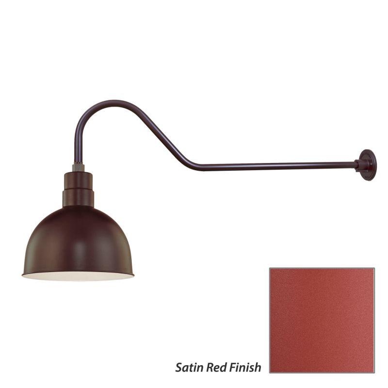 Millennium Lighting RDBS12-RGN41 R Series 1 Light Outdoor Wall Sconce