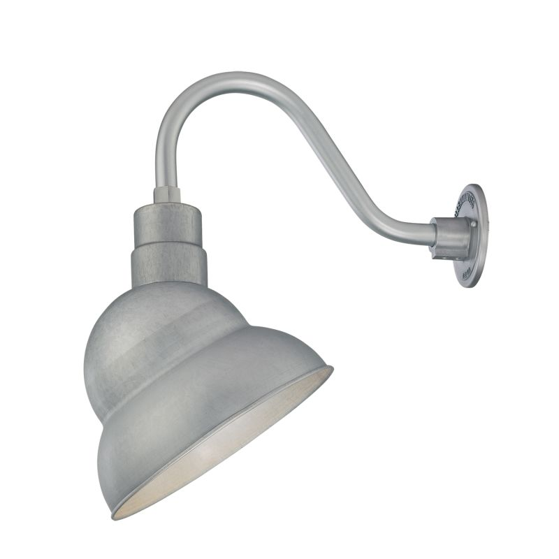 Millennium Lighting RES12-RGN15 R Series 1 Light Outdoor Wall Sconce
