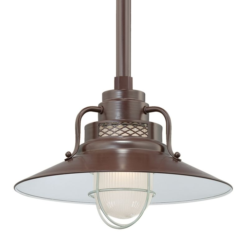 "Millennium Lighting RRRS14 R Series 1 Light 14"" Wide Outdoor Shade"