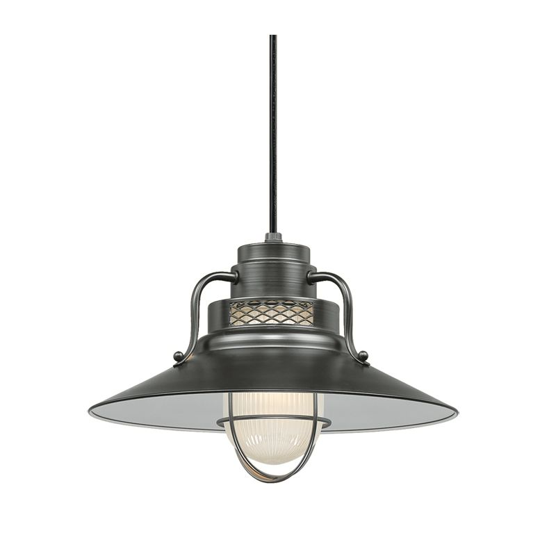 Millennium Lighting RRRS14-RSCK-RS3 R Series 1 Light Outdoor Pendant Sale $161.78 ITEM: bci2256753 ID#:RRRS14-RSCK-RS3 Satin Black UPC: 842639008121 :