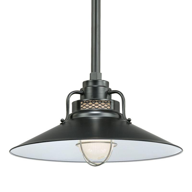 "Millennium Lighting RRRS18 R Series 1 Light 18"" Wide Outdoor Shade"