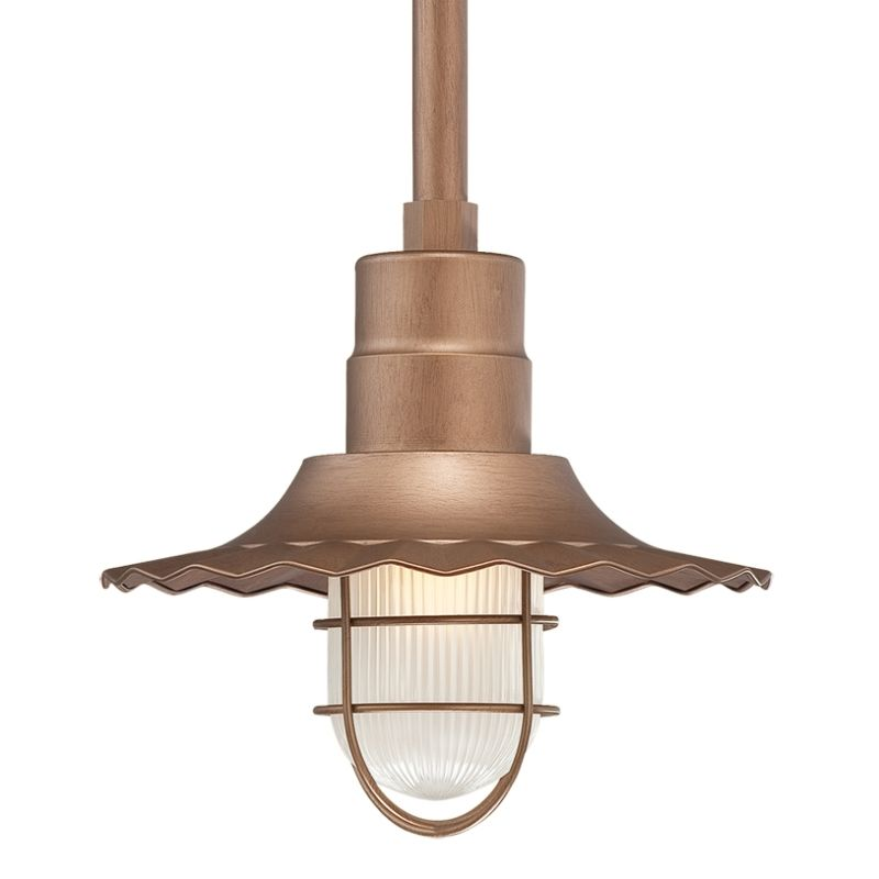 Millennium Lighting RRWS12-RSCK-RS2 R Series 1 Light Outdoor Pendant Sale $135.78 ITEM: bci2256776 ID#:RRWS12-RSCK-RS2 Copper UPC: 842639010728 :