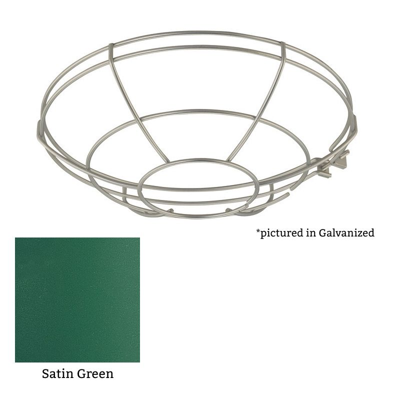 "Millennium Lighting RWG10 R Series 10"" Wire Guard Accessory Satin"