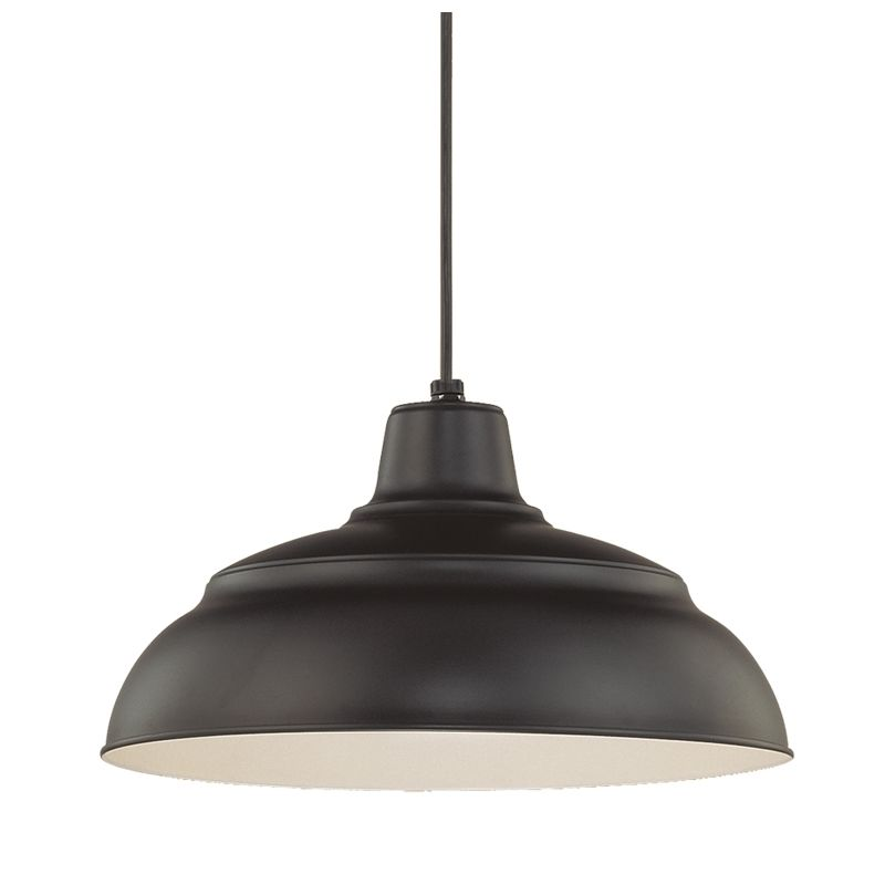 Millennium Lighting RWHC14 R Series 1 Light Warehouse Pendant - 14 Sale $69.90 ITEM: bci2231878 ID#:RWHC14-SB UPC: 842639008626 :