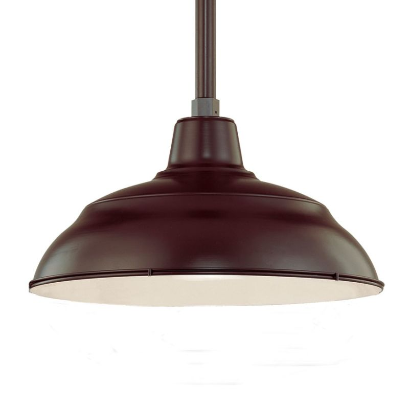 "Millennium Lighting RWHS17 R Series 17"" Warehouse Shade Architectural"