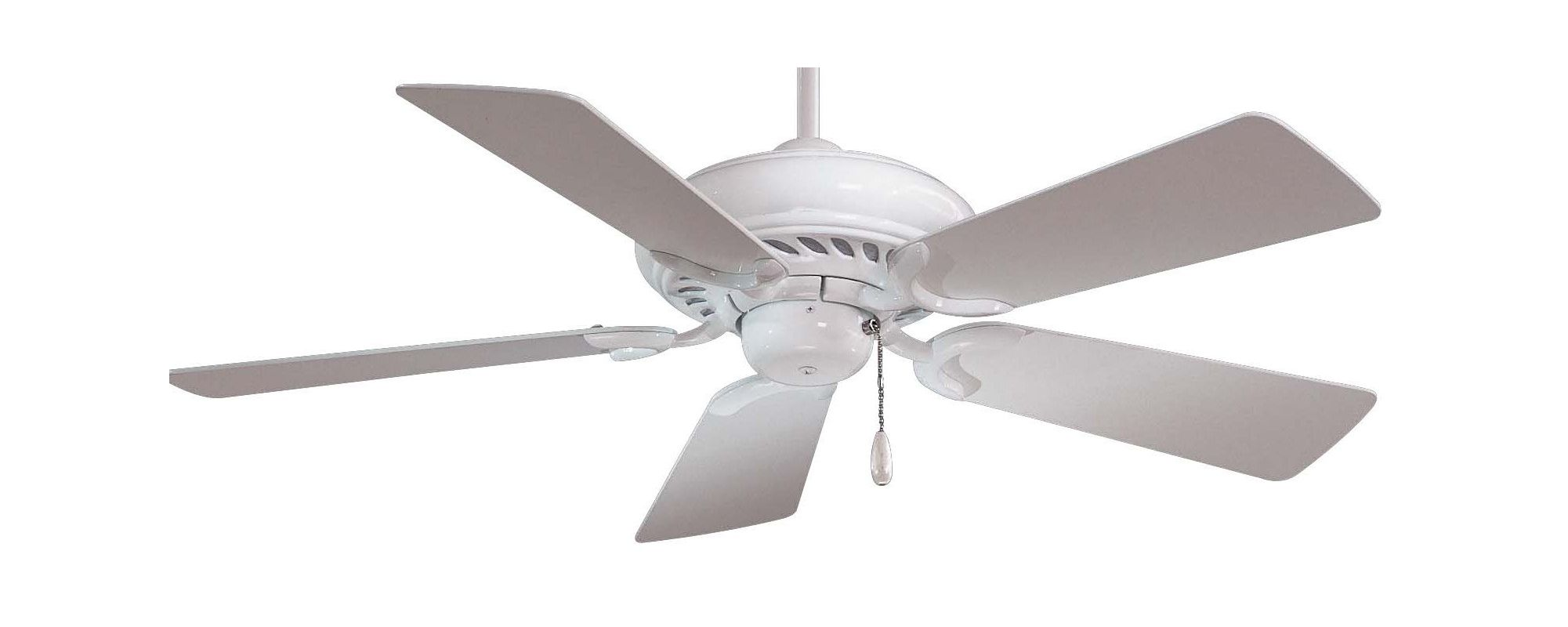 """MinkaAire Supra 44 Supra 44"""" 5 Blade Ceiling Fan - Blades Included"""