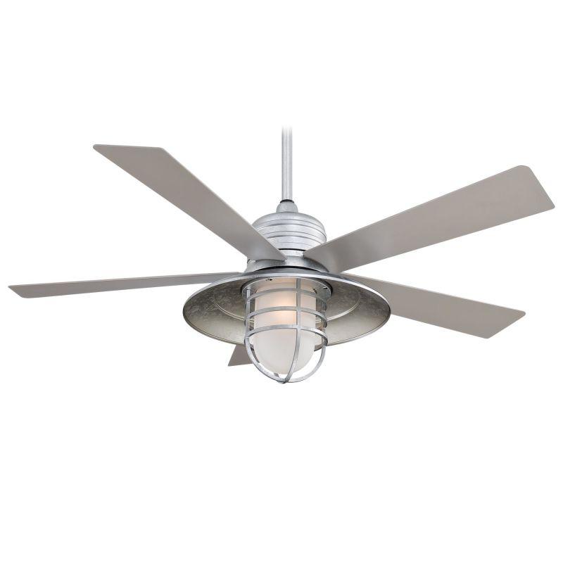"MinkaAire Rainman Rainman 5 Blade 54"" Indoor / Outdoor Ceiling Fan -"