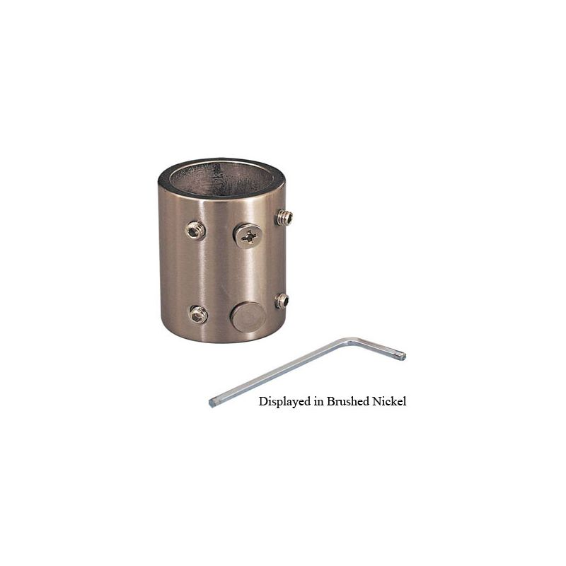 MinkaAire DR500 Downrod Coupler for MinkaAire Ceiling Fans Flat White