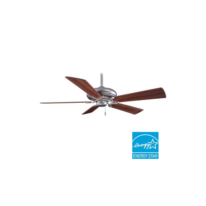 """MinkaAire Supra 52 Supra 52"""" 5 Blade Ceiling Fan - Blades Included"""