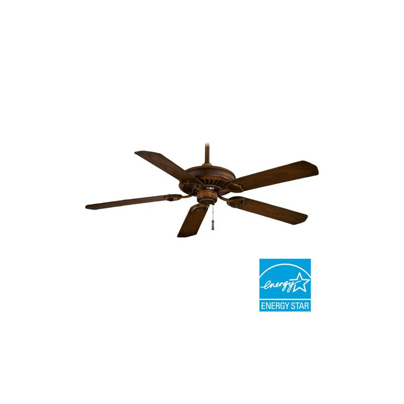 "MinkaAire Sundowner 5 blade 54"" Indoor / Outdoor Energy Star Ceiling"