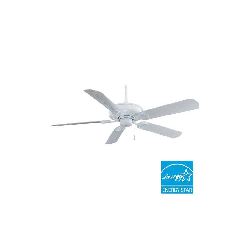 """MinkaAire Sundowner 5 blade 54"""" Indoor / Outdoor Energy Star Ceiling"""