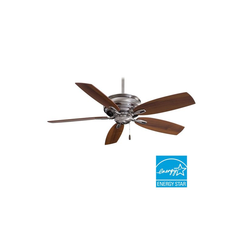 """MinkaAire Timeless 5 Blade 54"""" Timeless Energy Star Ceiling Fan with"""