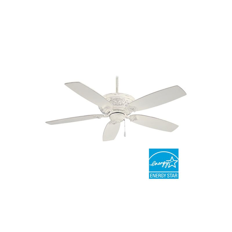 "MinkaAire Classica 54"" 5 Blade Energy Star Indoor Ceiling Fan with"