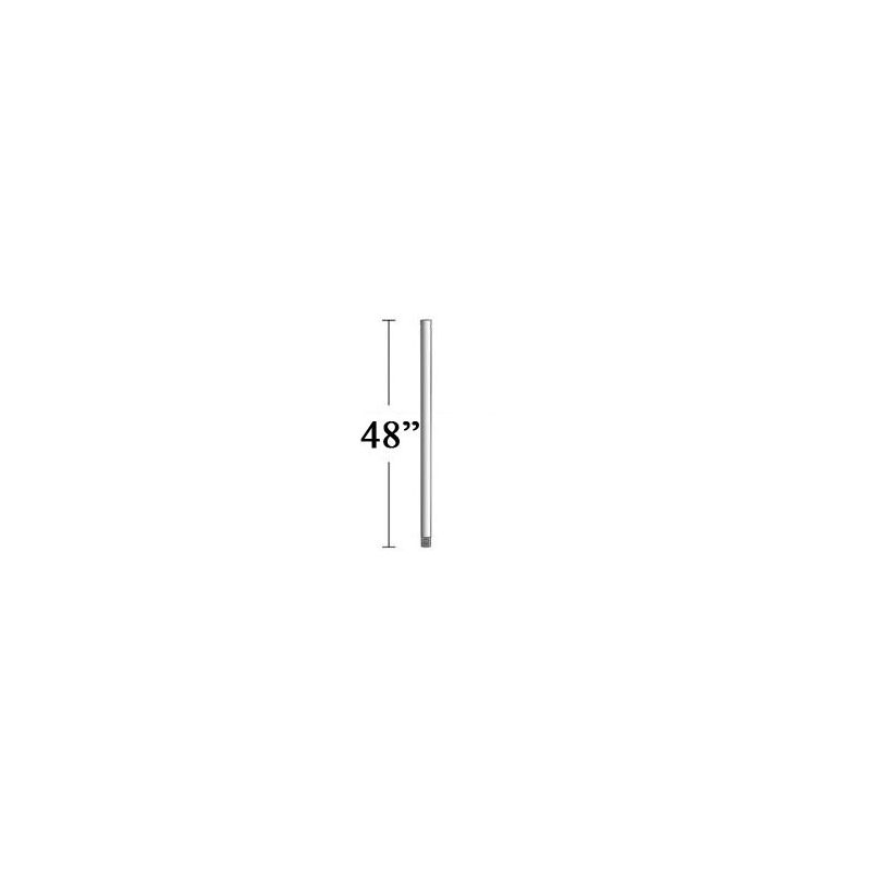 "MinkaAire DR1548 48"" Downrod for F738 Pancake Indoor Ceiling Fan Flat"