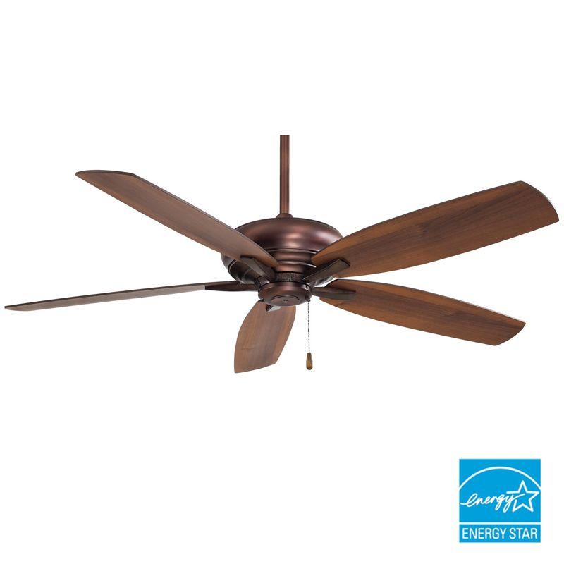 "MinkaAire Kola-XL 4 Blade 60"" Kola-XL Energy Star Ceiling Fan - Sale $339.95 ITEM: bci1952427 ID#:F689-DBB UPC: 706411042676 :"