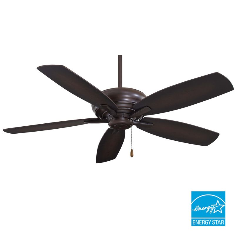"MinkaAire Kola-XL 4 Blade 60"" Kola-XL Energy Star Ceiling Fan - Sale $339.95 ITEM: bci1952428 ID#:F689-KA UPC: 706411042683 :"