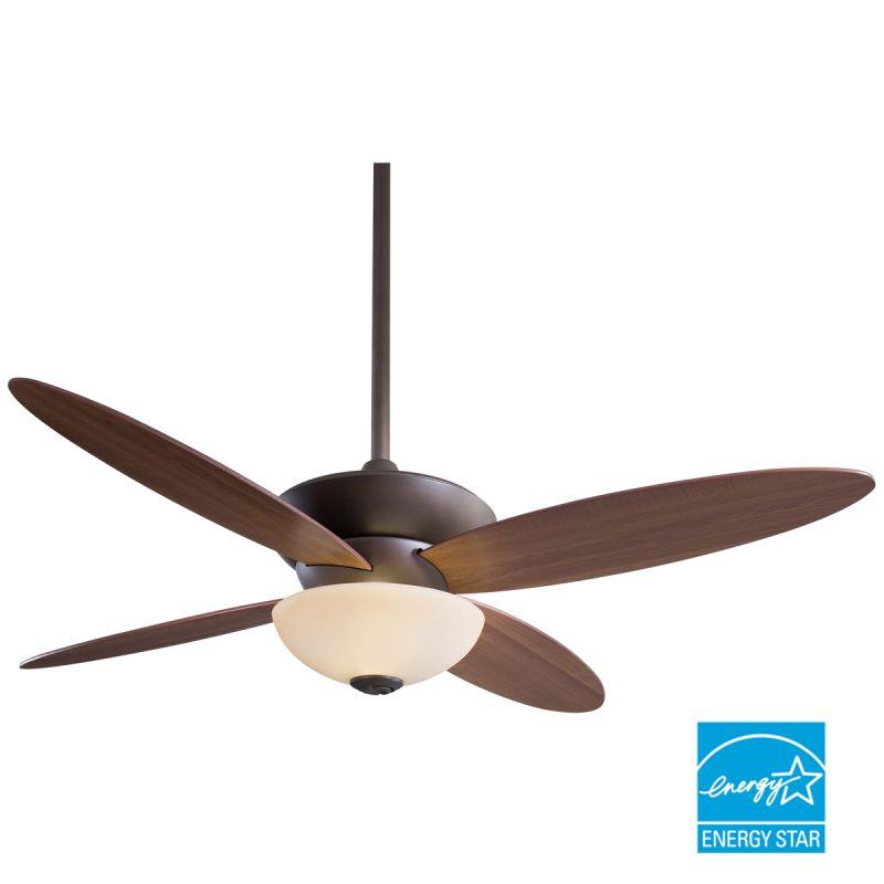 """MinkaAire Zen 4 Blade 52"""" Zen Energy Star Ceiling Fan - Handheld"""
