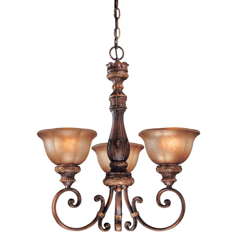 Minka Lavery ML 1353 3 Light 1 Tier Chandelier from the Illuminati Sale $319.90 ITEM: bci346860 ID#:1353-177 UPC: 747396058993 :