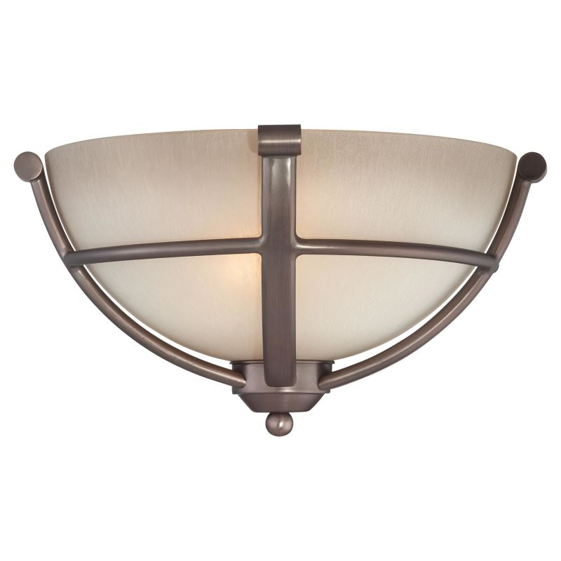 Minka Lavery 1420 2 Light Wall Washer Wall Sconce from the Paradox
