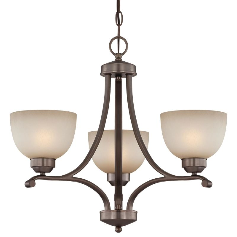 Minka Lavery 1423 3 Light 1 Tier Chandelier from the Paradox Sale $165.90 ITEM: bci1950719 ID#:1423-281 UPC: 747396083322 :