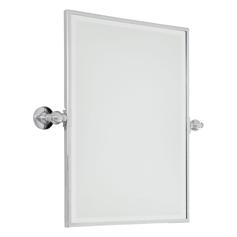 Minka Lavery 1440 Standard Rectangle Pivoting Bathroom Mirror Chrome