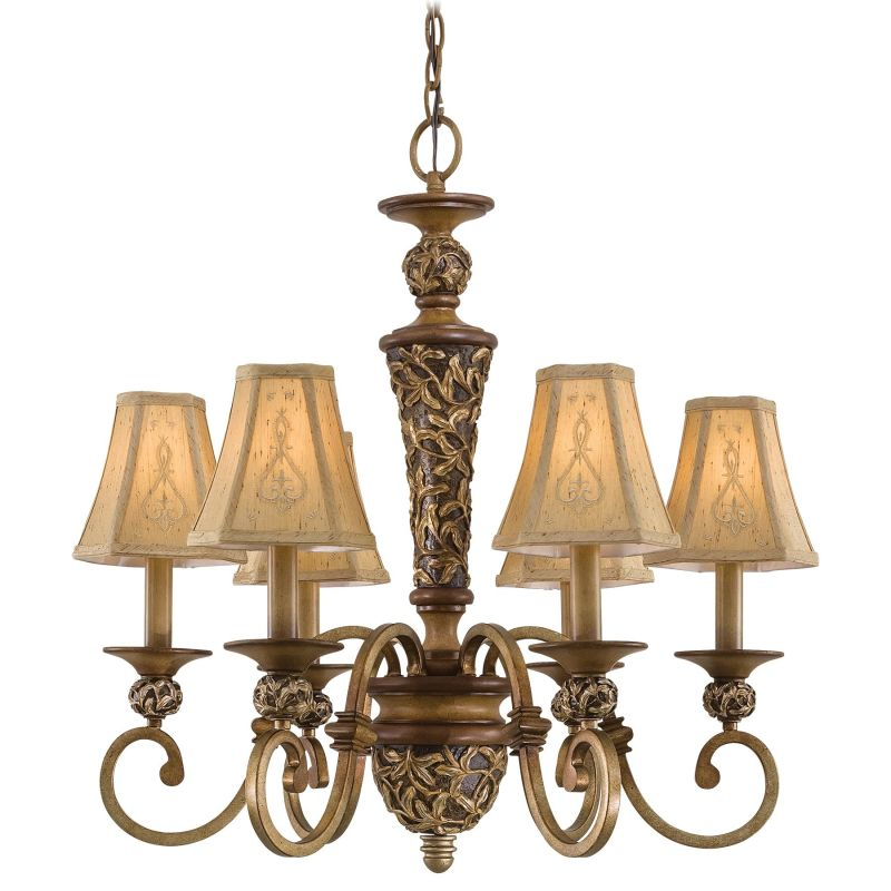 Minka Lavery ML 1556 6 Light 1 Tier Chandelier from the Salon Grand