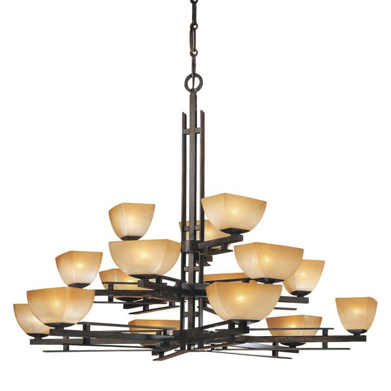 Minka Lavery ML 1278 15 Light 3 Tier Chandelier from the Linear Sale $2099.00 ITEM: bci346812 ID#:1278-357 UPC: 747396019239 :