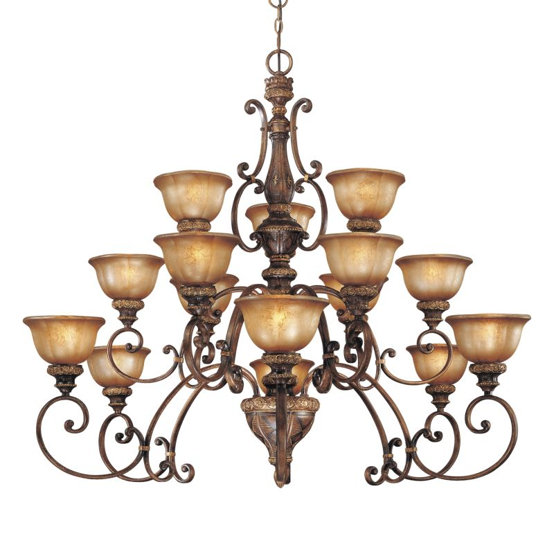 Minka Lavery ML 1359 15 Light 3 Tier Chandelier from the Illuminati Sale $1599.90 ITEM: bci346866 ID#:1359-177 UPC: 747396058948 :