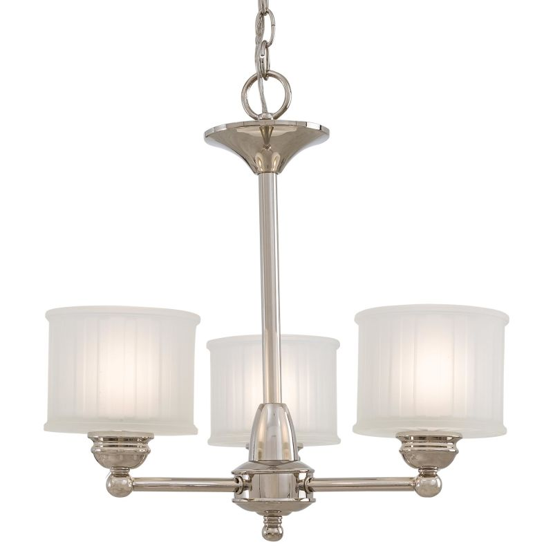 Minka Lavery ML 1733 3 Light 1 Tier Mini Chandelier from the 1730 Sale $150.26 ITEM: bci1723097 ID#:1733-613 UPC: 747396078175 :