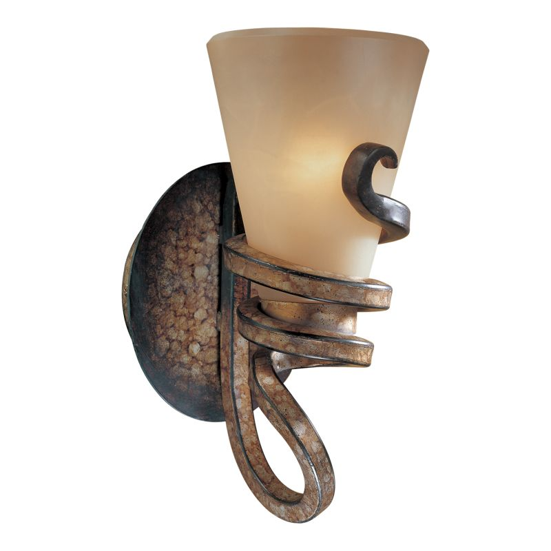 Minka Lavery ML 6761 1 Light Bathroom Sconce from the Tofino
