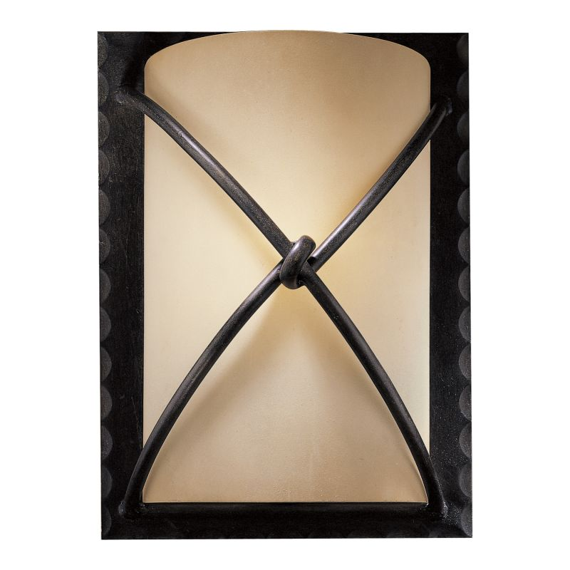 Minka Lavery 1 Light Wall Sconce Aspen II in Bronze 1972-138 Sale $117.90 ITEM: bci347187 ID#:1972-138 UPC: 747396044613 :