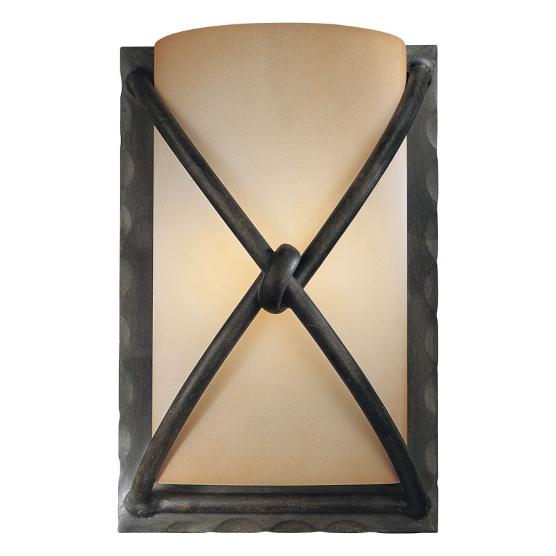 Minka Lavery ML 1974-1 1 Light Wall Sconce from the Aspen Collection