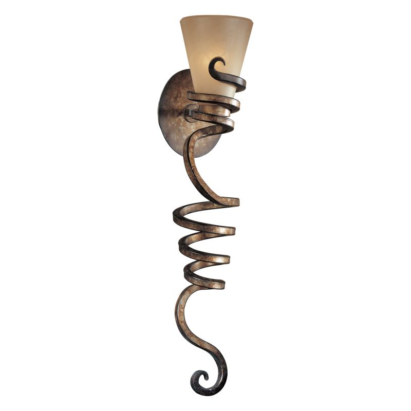 Minka Lavery ML 6765 1 Light Wallchiere Wall Sconce from the Tofino