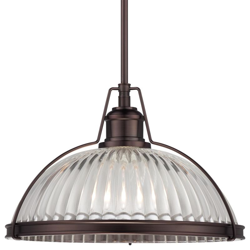 "Minka Lavery 2243-267C 1 Light 10"" Height Indoor Full Sized Pendant in"