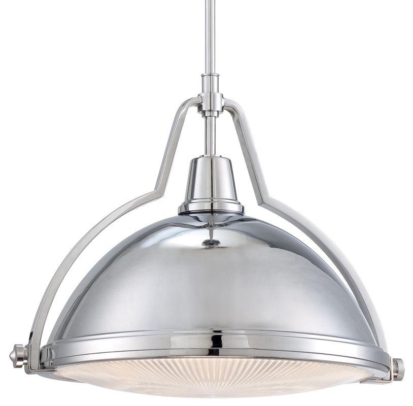 minka lavery 2253 77 chrome 1 light 1425quot height indoor With chrome barn light