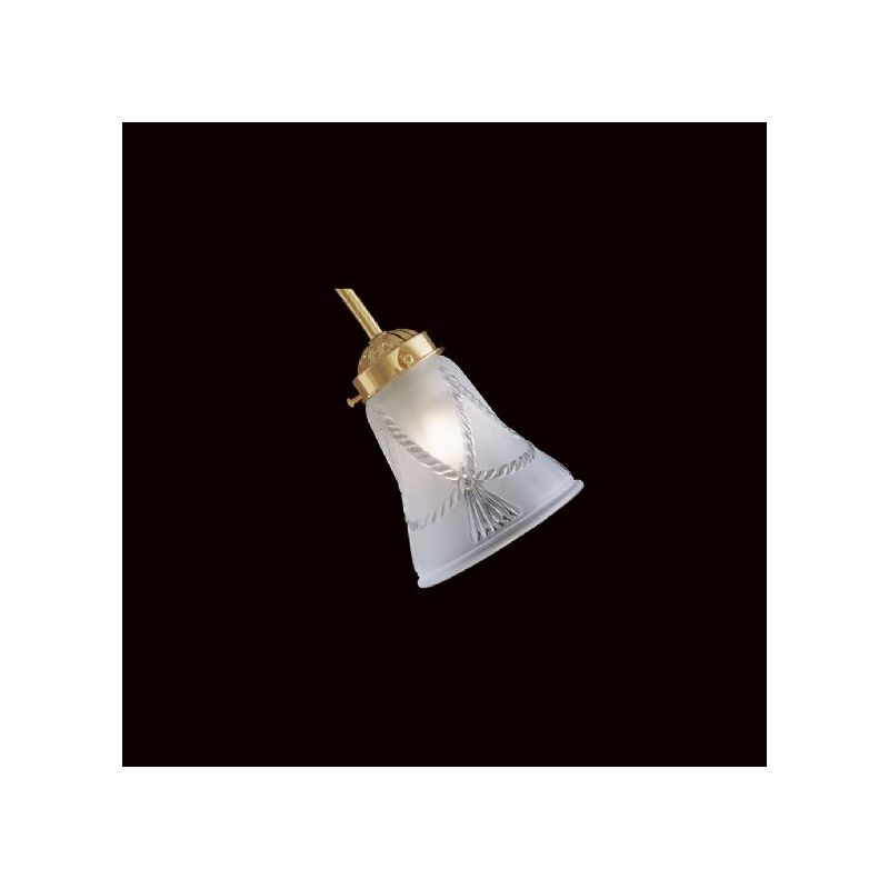 Minka Lavery ML 2625 Vanity Glass Shade Frost / Clear Accessory Vanity
