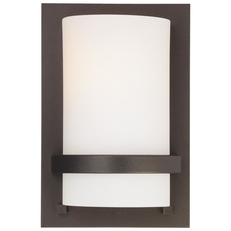 Minka Lavery 342 1 Light ADA Wall Sconce from the Fieldale Lodge