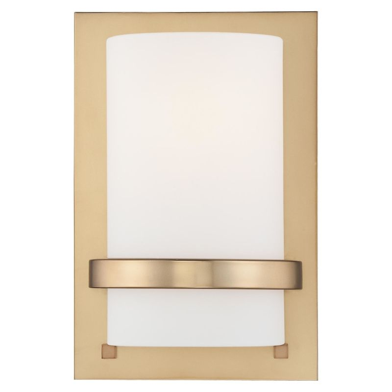 Minka Lavery 342-248 Honey Gold 1 Light ADA Wall Sconce from the Fieldale Lodge Collection ...