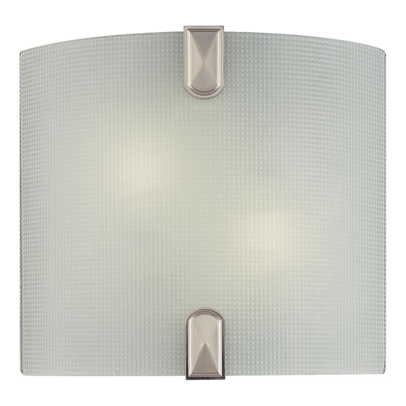 Minka Lavery 372-84-PL Brushed Nickel Contemporary Wall Sconce