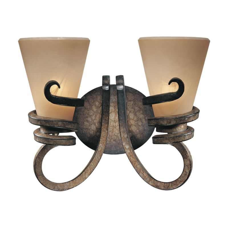 Minka Lavery ML 6762 2 Light Bathroom Vanity Light from the Tofino