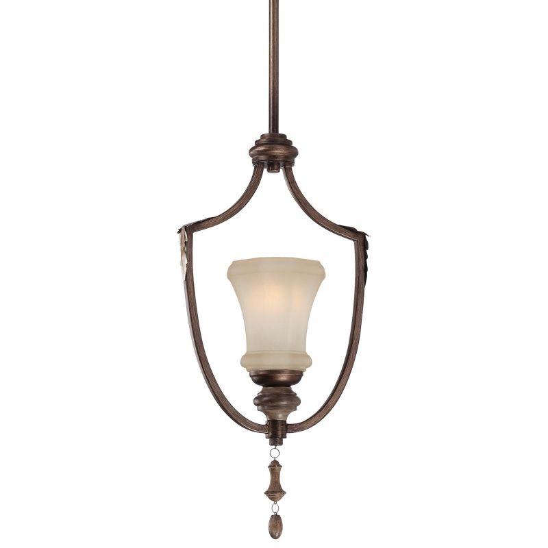 Minka Lavery 4121-563 1 Light Indoor Mini Pendant from the Candlewood Sale $31.88 ITEM: bci2219965 ID#:4121-563 UPC: 747396086996 :