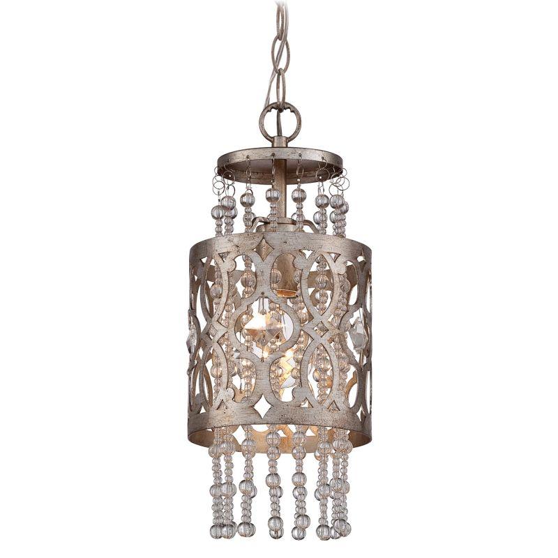 Minka Lavery 4841-276 1 Light Indoor Mini Pendant from the Lucero