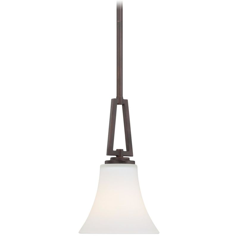 Minka Lavery 4931 Middlebrook 1 Light Mini Pendant Vintage Bronze