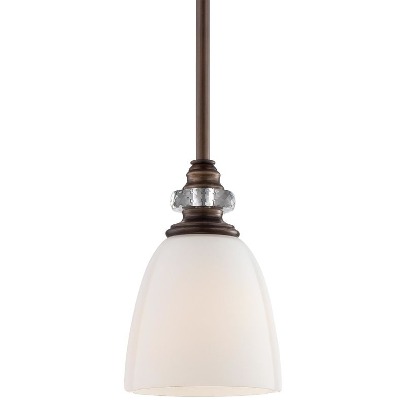 Minka Lavery 4941-570 1 Light Indoor Mini Pendant from the Thorndale