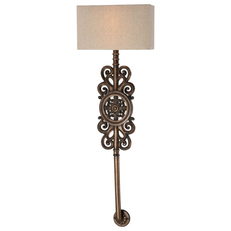 Minka Lavery 5310-2 2 Light ADA Wall Sconce from the Regents Row