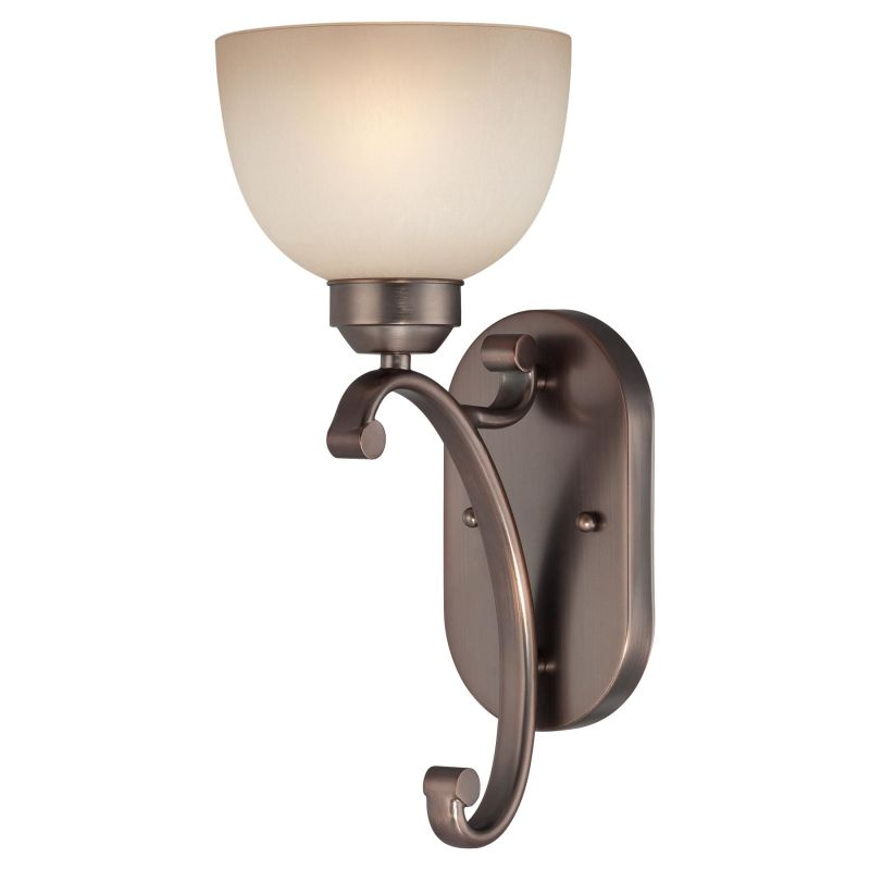 """Minka Lavery 5420 1 Light 6.25"""" Width Wall Sconce from the Paradox"""